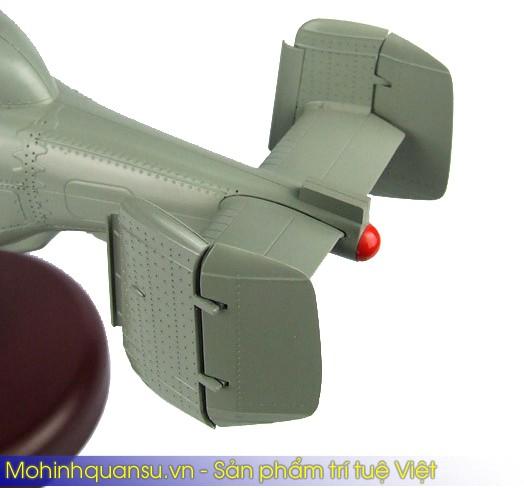 Đuôi mô hình máy bay trực thăng KA-28