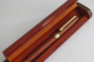 Bút gỗ tặng hộp bút gỗ khắc miễn phí tại Hà Nội