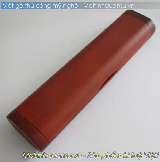 Hộp bút gỗ tại Hà Nội