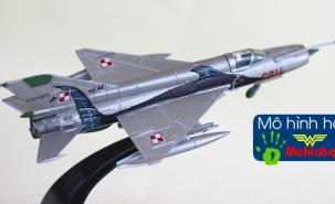 Mô hình máy bay tiêm kích Mig-21 của Nga