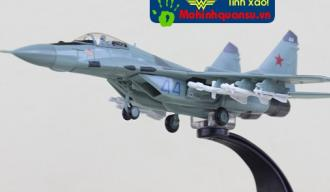 Mô hình máy bay chiến đầu Mig-29 của Nga