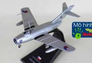 Mô hình máy bay Mig-15 hợp kim
