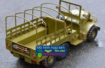 Mô hình xe tải quân sự trong quân đội mỹ từ thế chiến thứ 2