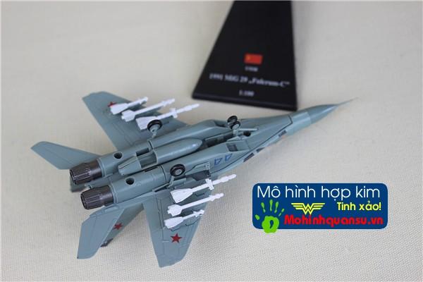 Mô hình máy bay chiến đấu Mig-29