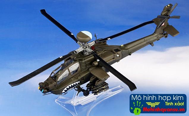 Mô hình máy bay quân sự AH-64 Apache
