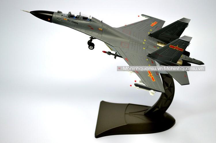 Mô hình máy bay Su30-mkk