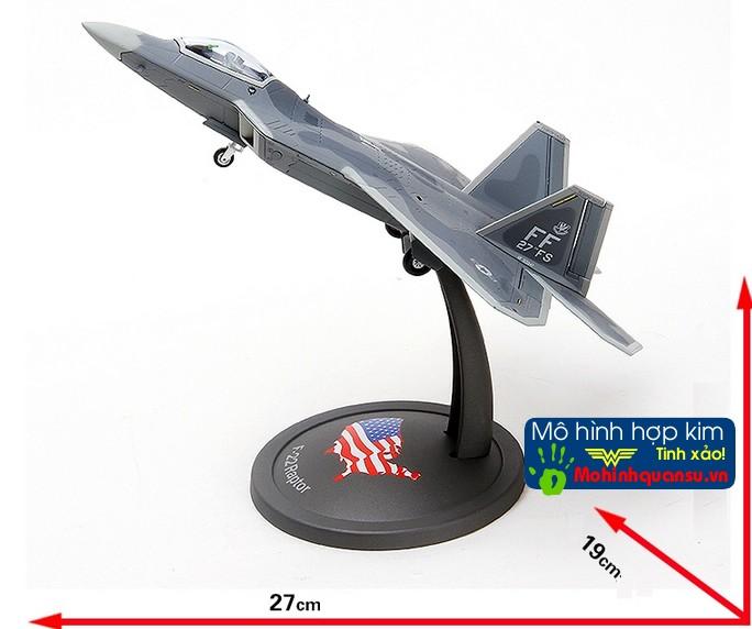 Mô hình máy bay tàng hình F22