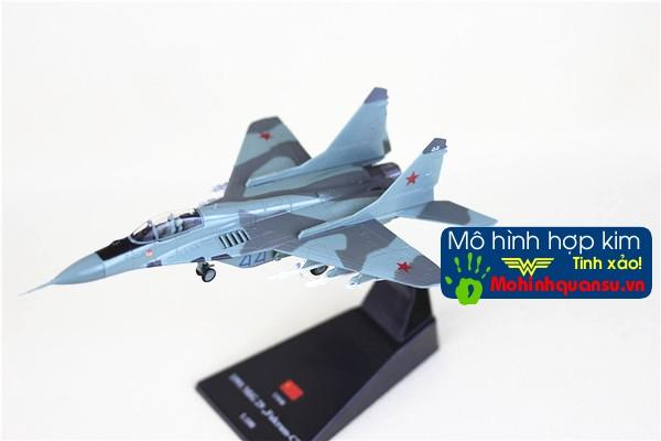 Mô hình máy bay tiêm kích Mig-29