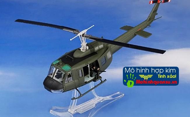 Mô hình máy bay trực thăng quân sự Uh1