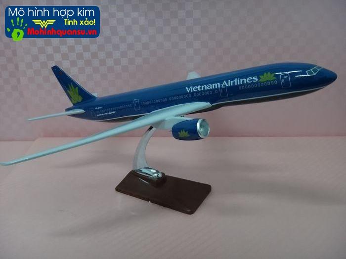 Mô hình máy bay vietnam airlines boeing 777