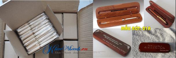 Mua hộp bút gỗ ở đâu tại Đà Nẵng