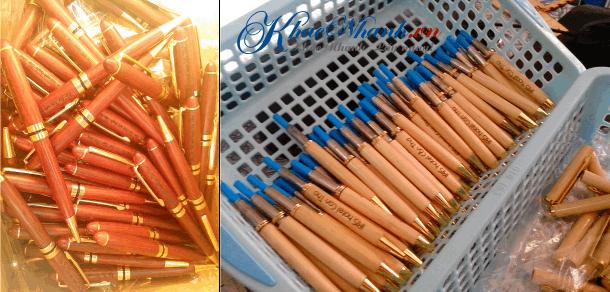 Mua hộp bút gỗ ở đâu giá rẻ tại HCM